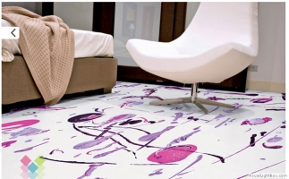 3D полы: дизайнерские решения для интерьера