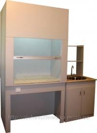 Шкаф вытяжной лабораторный по лучшей цене