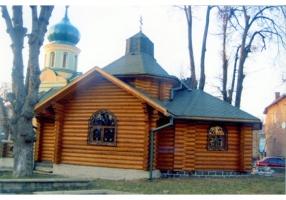 Будинки зі зрубу. Будівництво дерев'яних будинків