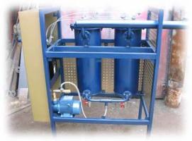 Електричні парогенератори власного виробництва
