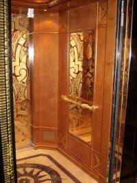 Установка коттеджных лифтов  SCRIGNO (Италия)