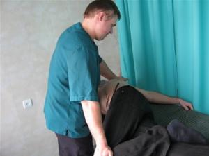 Мануальна терапія хребта, масаж (Луцьк)