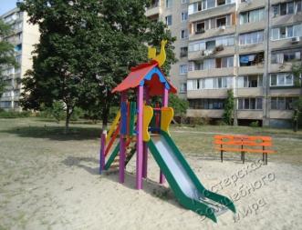 Дитячі гірки: продаж та встановлення в Києві та по Україні