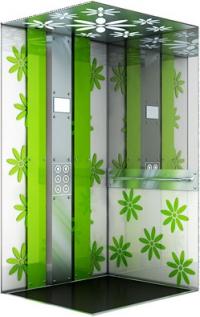 Багатофункціональний котеджний ліфт