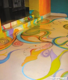 Эксклюзивные наливные 3D полы