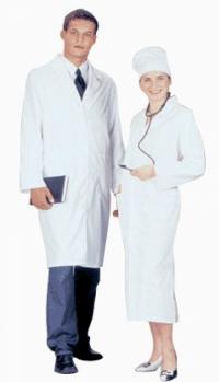 Пропонуємо купити халат робочий, медичний Луцьк, Рівне, Львів