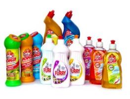Покупайте бытовую химию оптом по лучшим ценам