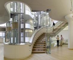 Ліфти пасажирські для торгових центрів