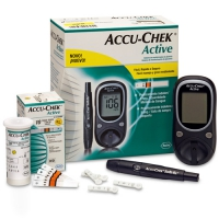Глюкометр для диабетиков, Accu-Chek