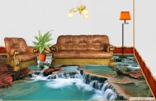 Сучасні 3D підлоги