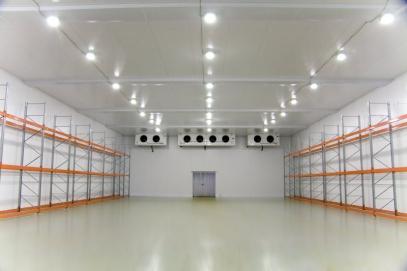 Холодильні склади, холодильні камери в Києві