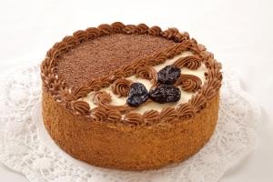 Торт кремовый яркий фото 2