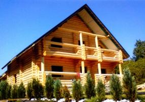 Будівництво дерев'яних будинків – втілення вашої мрії!