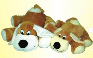 Пропонуємо м'які іграшки власного виробництва (Київ, Україна)