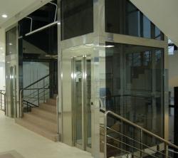 Лифты пассажирские MONOLITO