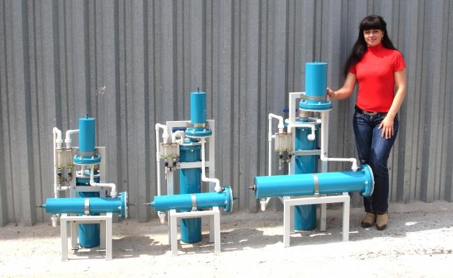 Установка блочная электролизная обеззараживания воды гипохлоритом натрия