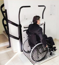 Встановлення ліфтів для інвалідів