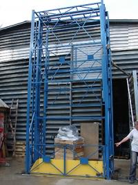 Ремонт і виробництво вантажопідйомного обладнання, обслуговування кранів