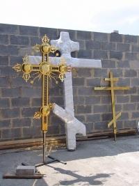 Изготовление церковных крестов. Высокое качество - гарантировано