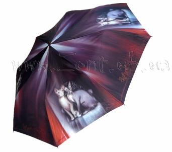 Женский зонт. Необходимый и красивый аксессуар