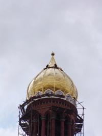 Церковные купола: изготовление