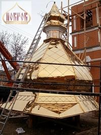Церковні куполи — якість, краса та довговічність