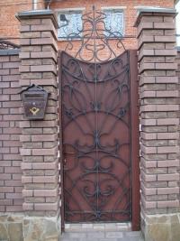 Ковані огорожі та паркани. Будь-якої складності та дизайну