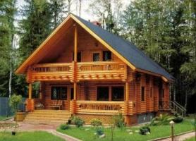 Строим дома из клееного бруса. Быстро и качественно