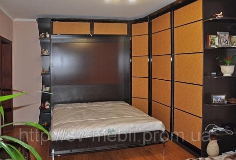 Современный шкаф-кровать, Украина