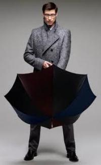 Чоловіча парасоля - важливий аксесуар!