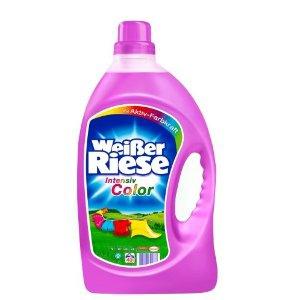Німецький гель для прання Weißer Riese Intensiv Color відмінної якості за низьку ціну! Всього 130грн