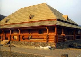Будівництво дерев'яних будинків (із брусу)