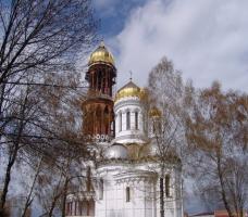 Изготовление куполов для храмов, напыление нитрид титана