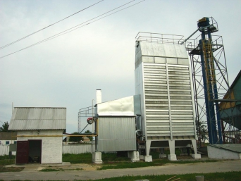 Grain dryers from the domestic manufacturer
