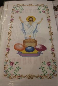 Реалізуємо схеми для вишивки хрестиком в Україні