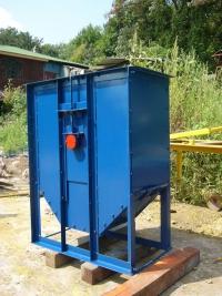 Сільськогосподарське обладнання: норії зернові