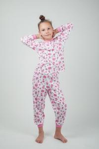 Дитячий трикотаж: дитячі піжами оптом