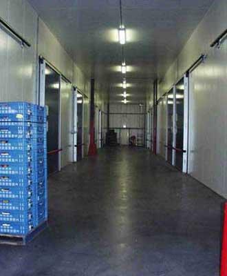 Вам потрібне якісне будівництво холодильних камер?