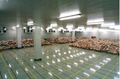 Выполняем строительство холодильных камер в Харькове
