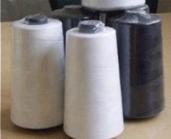 Нити для прошивки технических тканей