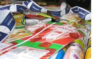 Флексопечать на рулонной упаковке: услуги в Украине