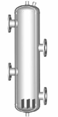 Гидравлическая стрелка с фланцевым подключением