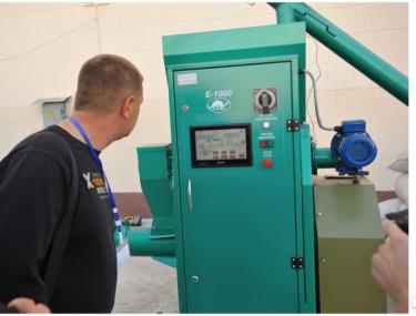 Производитель качественного оборудования предлагает купить экструдеры!