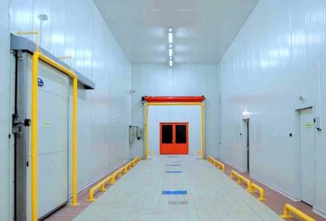 Будівництво холодильних камер кваліфікованими спеціалістами