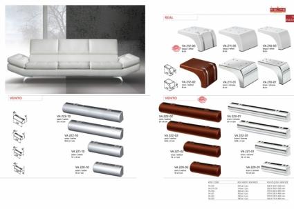 Ножки для мягкой мебели