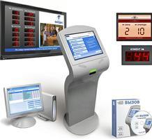 Электронная система управления очередью - отличный сервис на предприятии