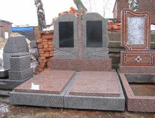 Предлагаем памятники из гранита, цена от производителя