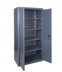 Шкафы металлические для инструмента