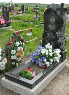 Предлагаем надгробные памятники, цены - лучшие в регионе