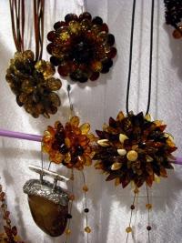 Шикарные изделия из янтаря. Доставка по всей Украине